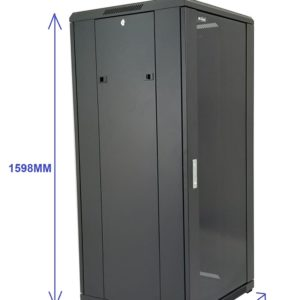 All-Rack 32U - Floor Standing Server/Data Cabinet 600mm Wide X 600mm Deep