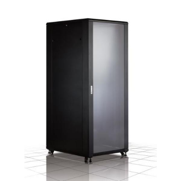 All-Rack 27U Floor Standing Server/Data Cabinet 800mm Wide X 600mm Deep