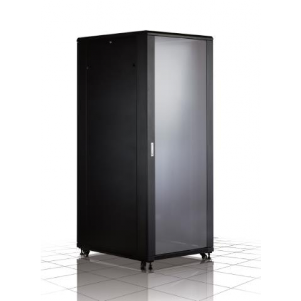 All-Rack 42U Floor Standing Server / Data Cabinet 800mm Wide X 1000mm Deep