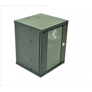 "All-Rack 10"" 8U Soho Cabinet 325 X 300 mm Deep"