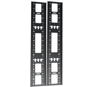 All-Rack Cable Tray 150mm Wide for a 21U Floor Standing Cabinet