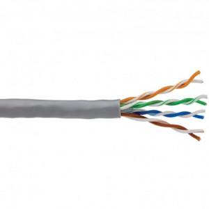 Cat 6 PVC Solid Cable 305m