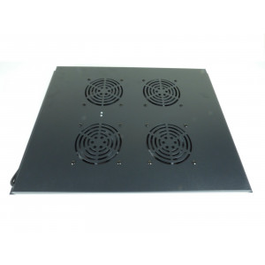 All-Rack 4 Way Roof Mount Fan Tray 800mm Deep