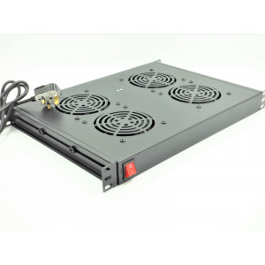 All-Rack 4 Way Rackmount Fan Tray
