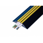 3mtr 82mm X 18mm Hazard Cable Cover 30 X 10mm Hole