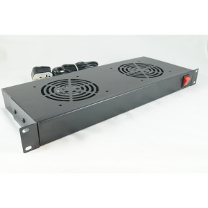 All-Rack 2 Way Rackmount Fan Tray