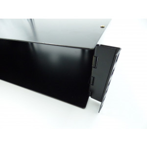 All-Rack 2U Hinged Wall Bracket