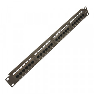 All-Rack 24 Port Cat 5e Patch Panel (AB)