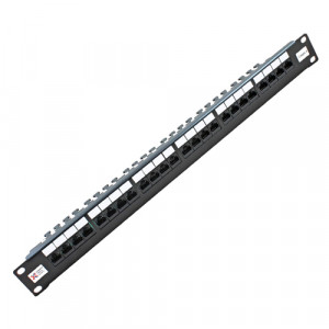 24 Port 2020 Cat 5e Patch Panel