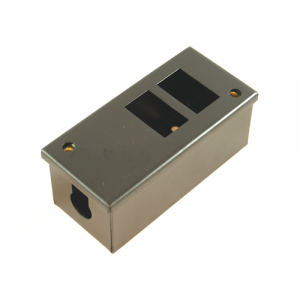 2 Way Pod Box 20mm Entry Hole