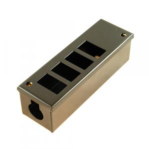 4 Way Pod Box 25mm Entry Hole
