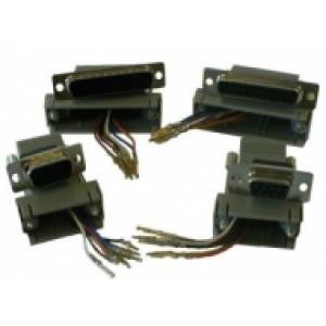 RJ45 to D Type Adaptor
