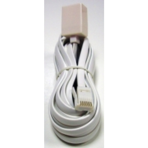 Telephone Extension Lead 6 Core