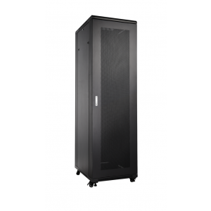 All-Rack Mesh Door for 600mm Wide 18U Floor Standing Cabinet