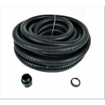 25mm Polyprop Black Flex Conduit LSZH 10 Mtr Contractor Pack
