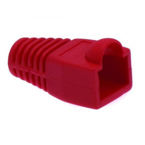 RJ45 Red Boot
