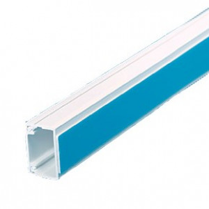 40 X 25mm Self Adhesive Trunking 3mtr Length
