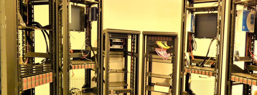 Rack Pre-Wiring Solutions