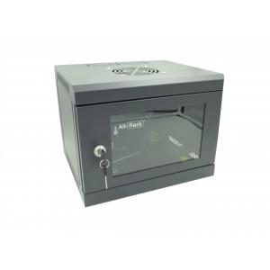 Allrack 10″ 4U Soho Cabinet 325 X 300 mm Deep