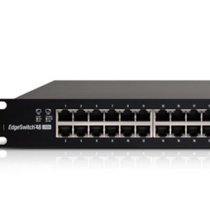 Ubiquiti EdgeSwitch 48 Port 500W PoE+ Switch