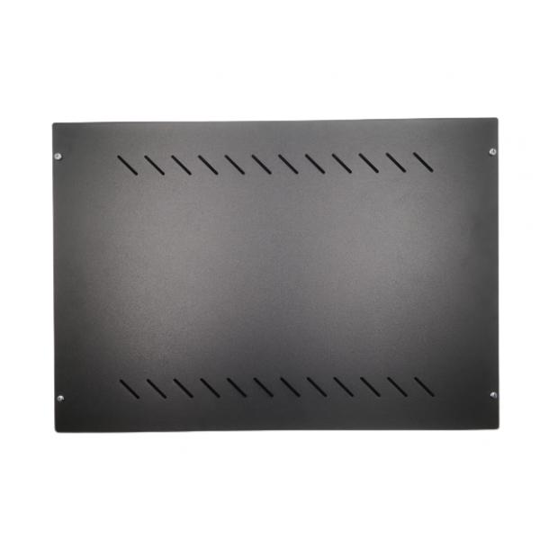 1U Vertical Wall Mount Cabinet 550mm Wide x 350mm Deep