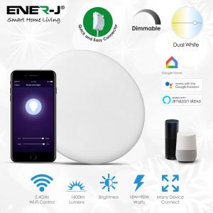 Smart WiFi Frameless 18W LED Downlight