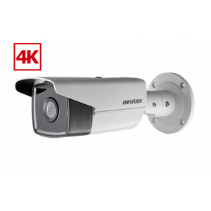 Hikision 8MP IR Fixed Bullet Network Camera, 1/2.5″