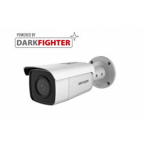 Hikvision 8MP IR Fixed Bullet Network Powered by Darkfighter Camera