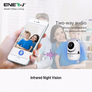 Smart Indoor IP Robotic Camera 1.3MP