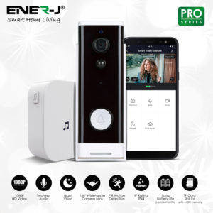 Smart Wi-Fi Video Doorbell - PRO Series