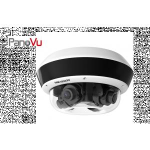 Hikvision EXIR Flexible PanoVu Network Camera, 4 x 5MP