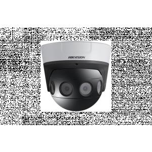 Hikvision 32MP PanoVu Series Panoramic Dome Camera, 4 x 8MP