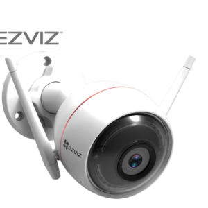 EZVIZ Built-In Sound and Light Protection 1080p Outdoor Wi-Fi Camera,