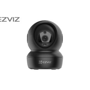 EZVIZ Black Smart Wi-Fi Pan & Tilt 360° 1080p Indoor Camera
