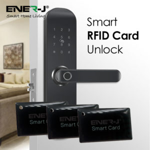 Additional Touch Card For Smart Doorlock
